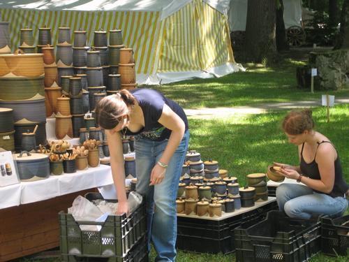 Aufbau der Keramik